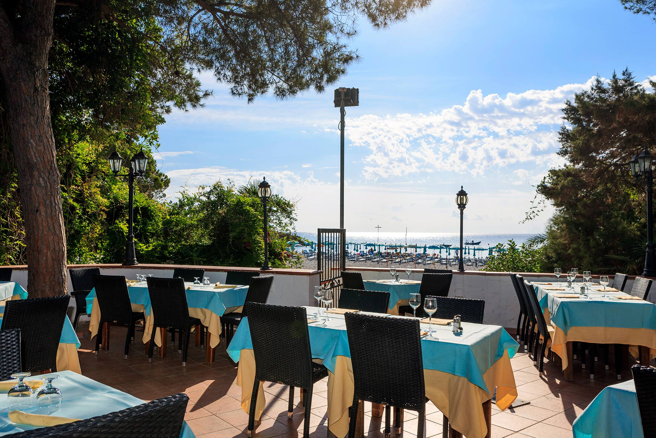 Restaurant Il Corallo | Cala Liberotto - Tirreno Resort Sardegna